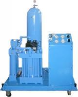 EFU 閉塞ダイセット用油圧ユニット